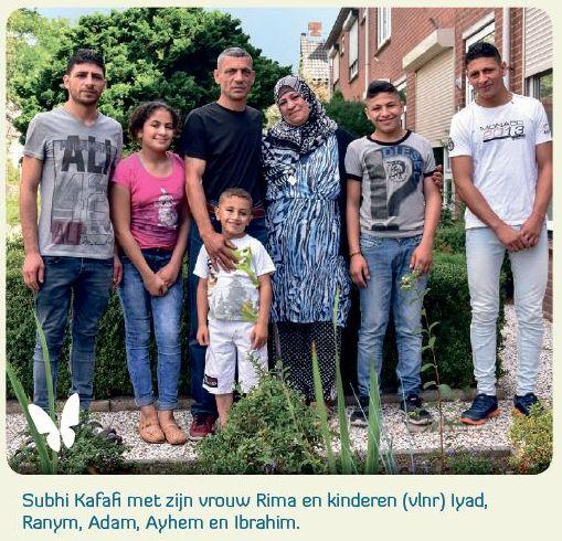 Familie Kafafi